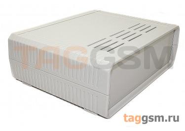 BDH 20012-A1 Корпус пластиковый настольный белый 180x140x60мм