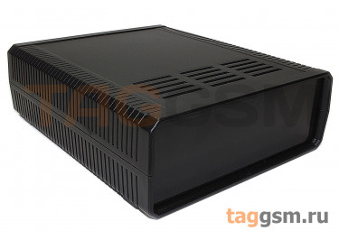 BDH 20011-A2 Корпус пластиковый настольный чёрный 175x210x65мм