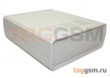 BDH 20011-A1 Корпус пластиковый настольный белый 175x210x65мм