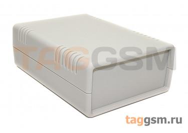 BDH 20005-A1 Корпус пластиковый настольный белый 105x75x36мм