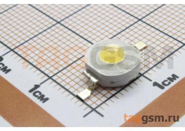 Светодиод SMD 1Вт Белый 4000К 100лм 3,4-3,6В 350мА