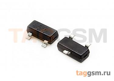 BAS16 (SOT-23) Диод импульсный SMD 100В 0,2А