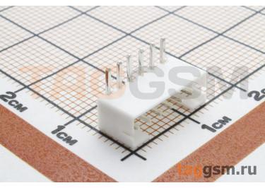 DS1066 series (DS1066-06MRW6XB) Вилка на плату угловая 6 конт. шаг 2мм 250В 1А