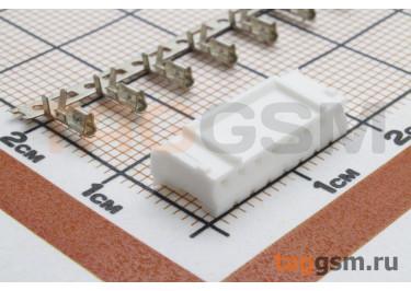 DS1066 series (I-DS1066-SCW008) Гнездо на кабель 8 конт. шаг 2мм 250В 1А