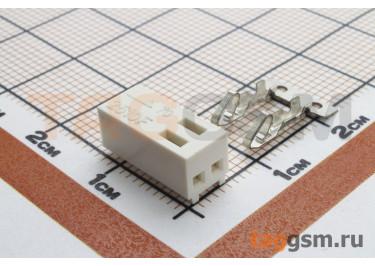 DS1070 series (I-DS1070-SCV02) Гнездо на кабель 2 конт. шаг 2,54мм 250В 3А