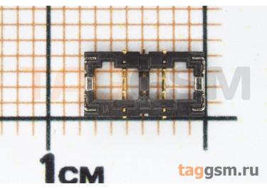 Коннектор АКБ для iPhone 6 Plus / 6S / 6S Plus / SE