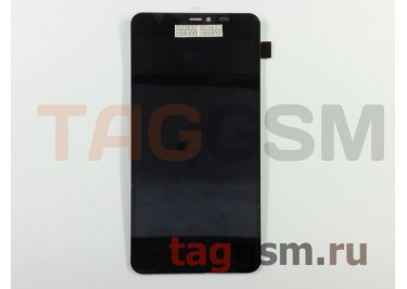 Дисплей для Microsoft 640 XL Lumia (RM1067) + тачскрин (черный)