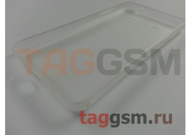 Задняя накладка FASHION для Samsung G530H Grand Prime ультратонкая белая
