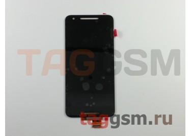 Дисплей для LG H791 Nexus 5X + тачскрин (черный)