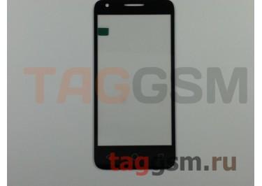 Стекло для Alcatel OT4027D / 5017D / 5019D Pixi 3 (черный)