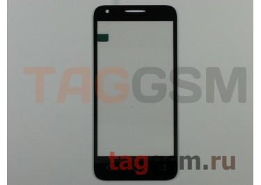 Стекло для Alcatel OT5019D / 5017D / 4027D Pixi 3 (черный)