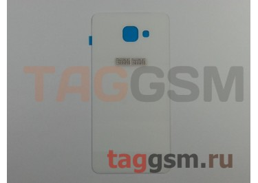 Задняя крышка для Samsung SM-A710 Galaxy A7 (2016) (белый)