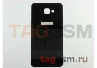Задняя крышка для Samsung SM-A910 Galaxy A9 Pro (2016) (черный)