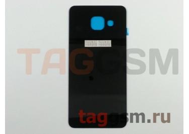 Задняя крышка для Samsung SM-A310 Galaxy A3 (2016) (черный)