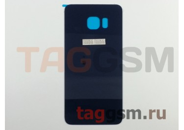 Задняя крышка для Samsung SM-G928 Galaxy S6 Edge+ (синий)