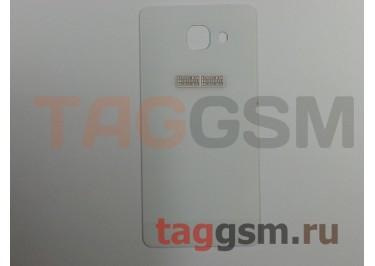 Задняя крышка для Samsung SM-A510 Galaxy A5 (2016) (белый)