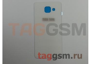 Задняя крышка для Samsung SM-A310 Galaxy A3 (2016) (белый)
