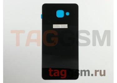 Задняя крышка для Samsung SM-A710 Galaxy A7 (2016) (черный)