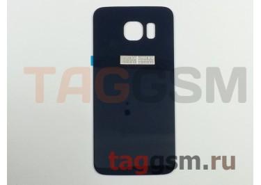 Задняя крышка для Samsung SM-G920 Galaxy S6 (синий)