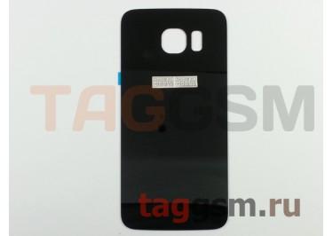 Задняя крышка для Samsung SM-G920 Galaxy S6 (черный)