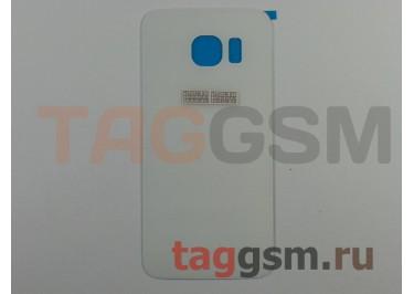 Задняя крышка для Samsung SM-G920 Galaxy S6 (белый)
