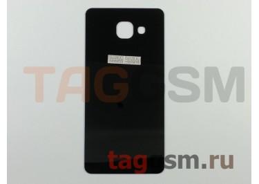 Задняя крышка для Samsung SM-A510 Galaxy A5 (2016) (черный)