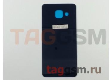 Задняя крышка для Samsung SM-A310 Galaxy A3 (2016) (синий)
