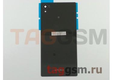 Задняя крышка для Sony Xperia Z5 (E6653 / E6683) (графит)