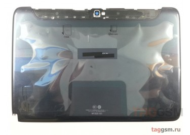 Задняя крышка для Samsung N8000 (синий)