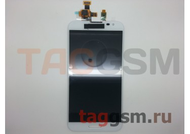 Дисплей для LG E988 Optimus G Pro  + тачскрин (белый)