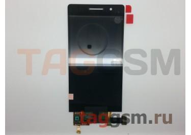 Дисплей для Huawei Ascend P6 + тачскрин (черный)