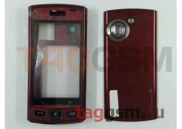 Корпус LG GM360i Viewty Snap (красный)