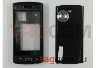 Корпус LG GM360i Viewty Snap (черный)