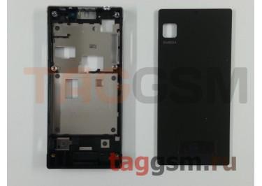 Корпус LG GD880 mini (черный)
