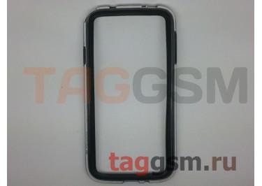 Бампер Griffin для Samsung GT-I9500 Galaxy S IV (чёрный)