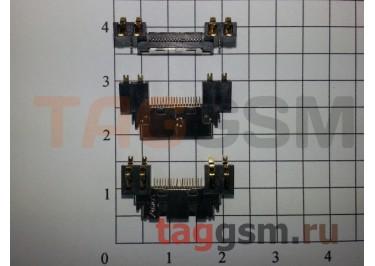 Разъем зарядки для Samsung T100 / С100 / A800 / V200