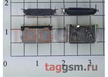 Разъем зарядки для Samsung E210 / C450 / D880 / F210 / F330 / J200 / L600 / M600 / M610 / B100 / G800 / E2550