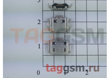 Разъем зарядки для Samsung i5700 / S7350 / S7550 / S8000 / S8300 / N7000 / G810 / i8510 7pin