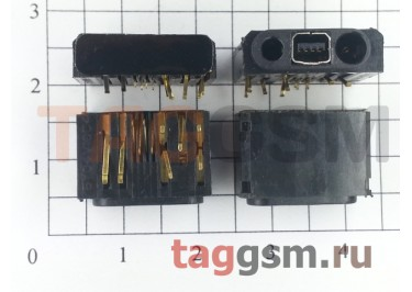 Системный разъем для Nokia 1110 / 1112 / 1600 / 2310 / 2610 / 6030 / 6060