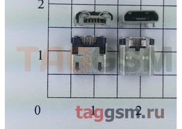 Системный разъем для Nokia 520 / 620 (micro-usb) ОРИГ100%