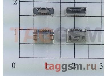 Системный разъем для Nokia 700 / 603 / 808 (micro-usb), ориг