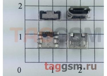 Системный разъем для Nokia N85 / N86 / E66 / C2-02 / C5-00 / 6730 (microUSB)