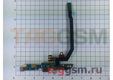 Шлейф для LG P880 Optimus 4X HD + разъем зарядки