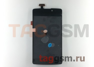 Дисплей для Oppo Clover R815 + тачскрин (черный)