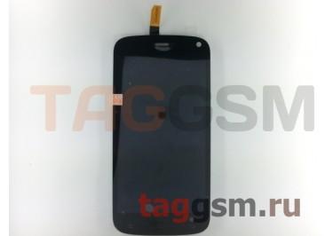 Дисплей для Fly IQ4410 + тачскрин (черный)