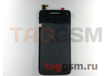 Дисплей для Lenovo S960 Vibe X + тачскрин (черный)