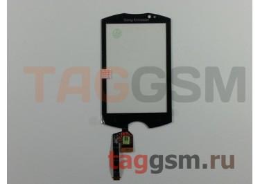 Тачскрин для Sony Ericsson WT19i черный, оригинал
