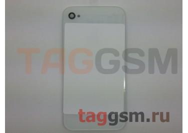 Задняя крышка для iPhone 4 (белый), оригинал