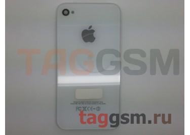 Задняя крышка для iPhone 4 (белый), AA