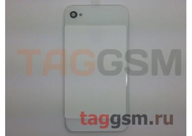 Задняя крышка для iPhone 4S (белый), оригинал